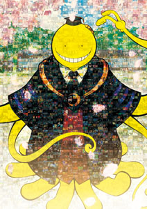 ASSASSINATION CLASSROOM the Movie; 365 Days' Time