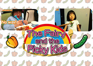 The Fairy and the Picky Kids